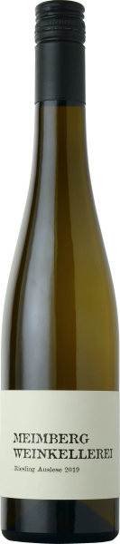 2019 Riesling Auslese